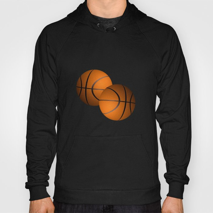 Basketball Sports Design Hoody