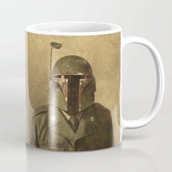 General Fettson  - square format Mug