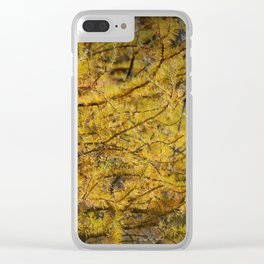 Tamarack Clear iPhone Case