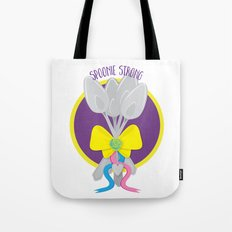 Spoonie Strong - Commissioned Work Tote Bag