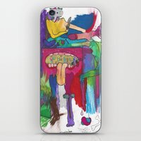 medicine iPhone & iPod Skins featuring Medicine by LightlyBased