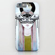 moth queen iPhone 6s Slim Case