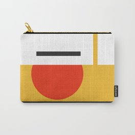 Geometric Abstract #12 Carry-All Pouch