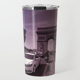 Voiture's de Triomphe Travel Mug