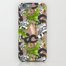 muscles diamonds greens Slim Case iPhone 6s
