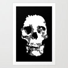 Skull 1 Art Print