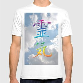 REiKi UP TO THE SKY T-shirt