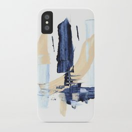 Minimal Expressions 04 iPhone Case