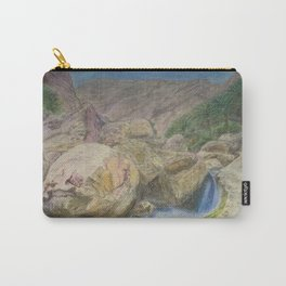 Wadi Shab, Oman Carry-All Pouch