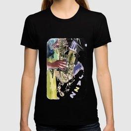 Gentle Sax T-shirt
