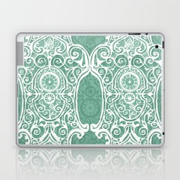 Arsenic and Clock Lace Laptop & iPad Skin