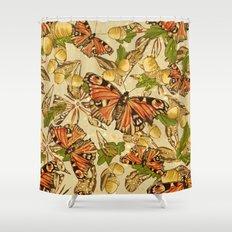 Autumn Blend Shower Curtain