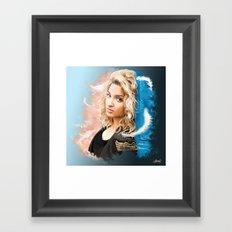 Worth the Wait Framed Art Print