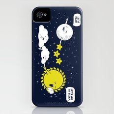 Night time, Day time iPhone (4, 4s) Slim Case
