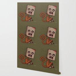 Psycho Sack Monkey Wallpaper