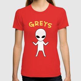 Oikawa Tooru's Alien Shirt Design - Haikyuu T-shirt