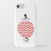 baloon iPhone & iPod Cases featuring Baloon by Pauline Midon