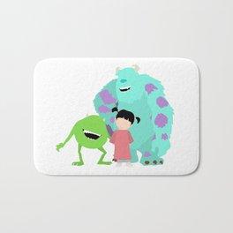 Monsters & Co. Bath Mat