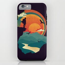 Cliffs Edge iPhone Case