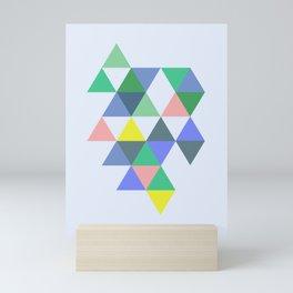 Abstract #702 Mini Art Print