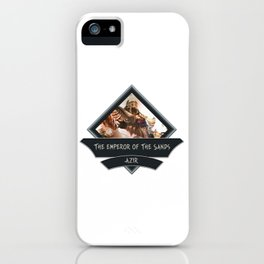 League of Legends AZIR iPhone Case