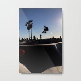 The Air Up There Metal Print