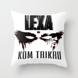 Lexa Throw Pillow