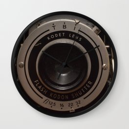 Tourist Wall Clock