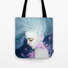 Displace Tote Bag