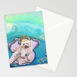 Havanese Majesty Stationery Cards