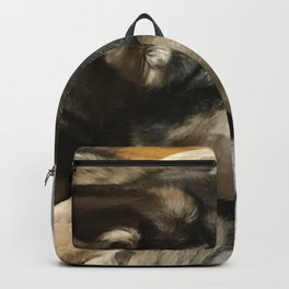 People Let Me Tell You 'Bout My Best Friend Backpack