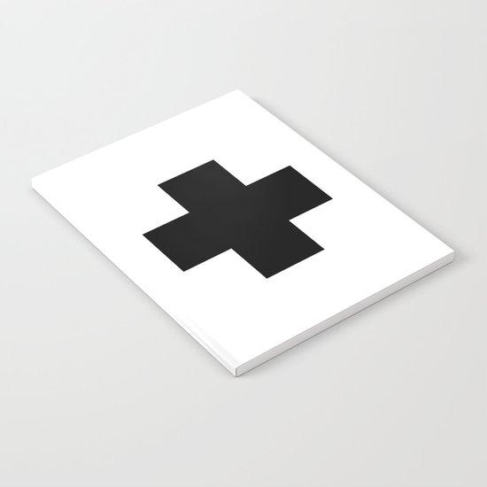 Black Swiss Cross by seafoam12