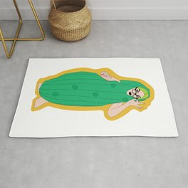 Dill With It! Rug