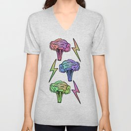 Veggie Power! Unisex V-Neck