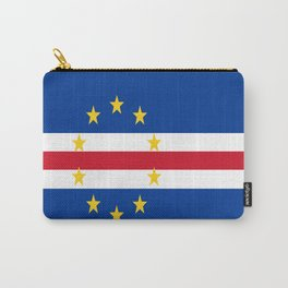 Flag of Cape Verde Carry-All Pouch