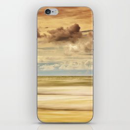 Stormy North Sea iPhone Skin