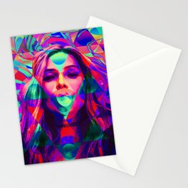 Layers of Abstraction Stationery Cards