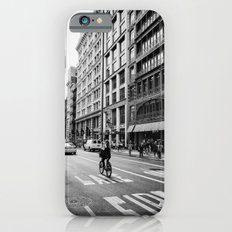 New York City Bicycle Ride in Soho Slim Case iPhone 6s