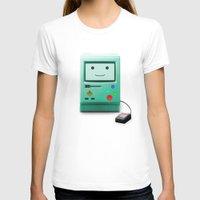 bmo T-shirts featuring BMO by Karolis Butenas