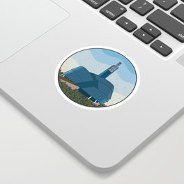 Explore Winnipeg Sticker