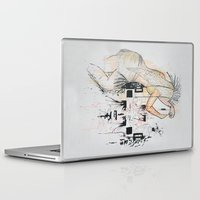 native Laptop & iPad Skins featuring Native by Seal Hatman