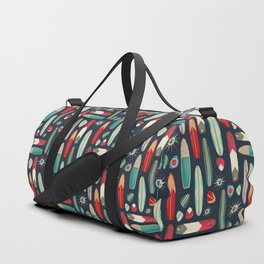 Surf's Up in the 1950's Duffle Bag