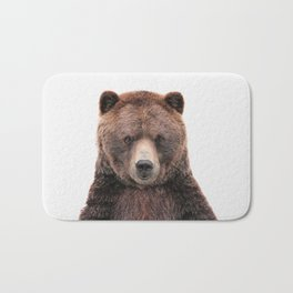 Baby Bear Bath Mat