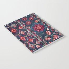 Lakai Suzani Shakhrisyabz Uzbek Embroidery Print Notebook