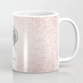 Melting skull Coffee Mug