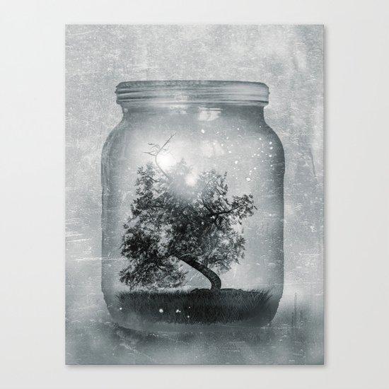 Saving Nature. Canvas Print