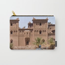 Moroccan kasbah Carry-All Pouch