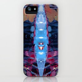 oars in the isthmus iPhone Case