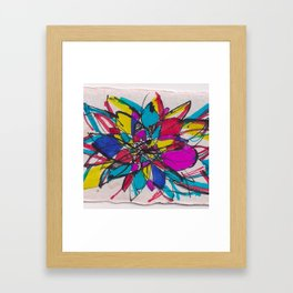 Aureolo Framed Art Print