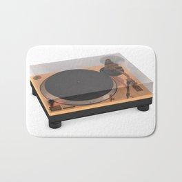 Golden Turntable Bath Mat